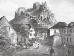 Ruinen auf dem Engelsberg