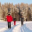 Langlaufskibahnen in Kaiserwald – Ski Brezova