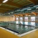 Das Schwimmbad KV Arena Centrum