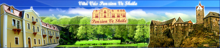 Penzion Ve Skale (Hotel In the Rock)