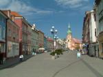 Marktplatz in Sokolov